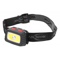 Ansmann HD200B Head Torch