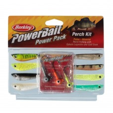 Berkley PowerBait Pro Pack Perch Minnow
