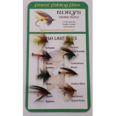 *Rorys Irish Fishing Flies - Trout