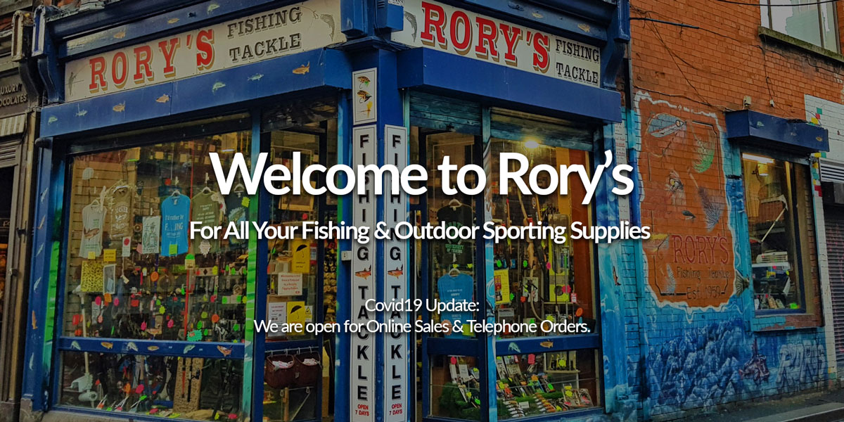 Rorys 2021 Fishing Store