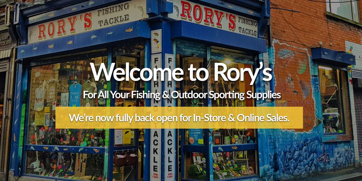 Rorys 2021 Fishing Store