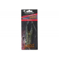 Kinetic Sabiki Cod and Pollock Rig - Black