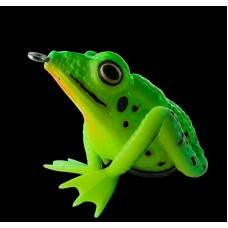 Jenzi The Prinz Topwater Frog - Fluo Frog
