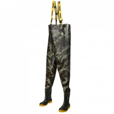 Vass 800 Series Camo Chestwaders