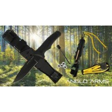 Anglo Arms Bushcraft Survival Catapult Knife