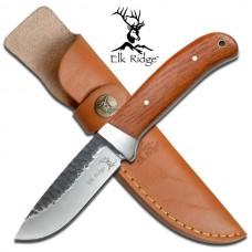 """Elk Ridge ER-268 FIXED BLADE KNIFE 8"""" OVERALL"""