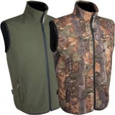 Jack Pyke Sleeveless Camo Jacket