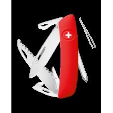 Swiza Pocket Knife D06 - Red