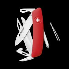 Swiza Pocket Knife D08 - Red