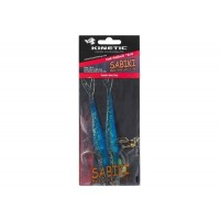 Kinetic Sabiki Cod and Pollock Rig - Blue