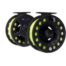 Leeda LA Fly Reel + line and backing