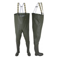 Pros chestwaders