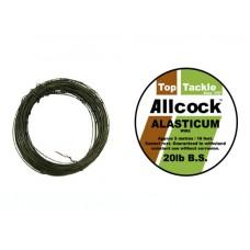 Allcock Alasticum Wire - 20lb