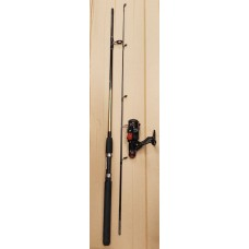 Angling Pursuits spinning rod and reel combo