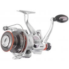Mitchell Avocet RTE freespool reel with built-in bite alarm