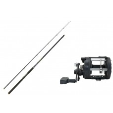 Axia Charter Boat Rod and Reel Combo