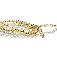 Veniard Bead Chain - Silver