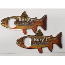 Rorys bottle opener and fridge magnet