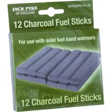 Jack Pyke Charcoal Handwarmer - spare charcoal