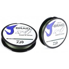 Daiwa J Braid X4 - 270m spool