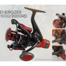 Albatros energizer rear drag spinning reel