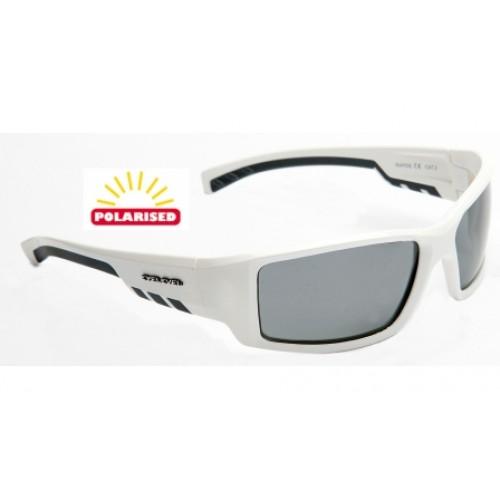 56f4f412d84 Eyelevel Rapide (white frame) polaroid sunglasses