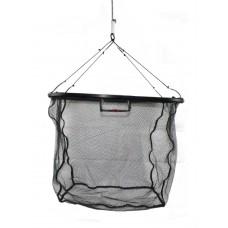 Folding drop net