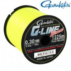 Gamakatsu G-Line Element mono - Fl Yellow