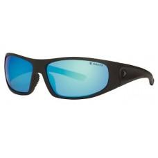 Greys G1 Sunglasses - Matt Carbon Blue mirror