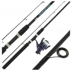 Angling Pursuits New Generation Spinning Rod and Reel Combo