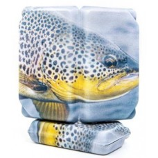 Guideline Slit Foam Fly Box - Trout