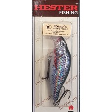 Hester Polish Perch Lure 20g - Roach