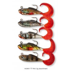 Cormoran Hunky TT paddle tail soft lures