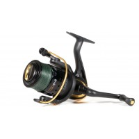 Leeda Icon Spin 5000 reel with braid