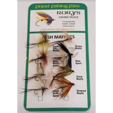 *Rorys Irish Mayfly Selection