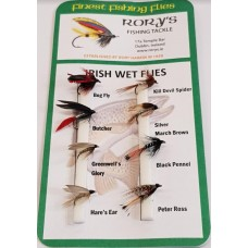 Rorys Irish Wet Flies - Trout