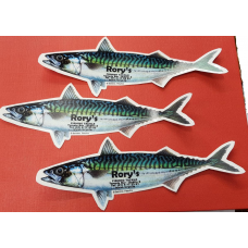 Rory's Sticker - Mackerel