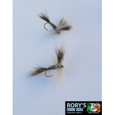 Mayfly Dry - Grey Wulff