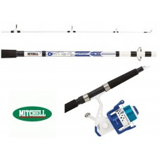 Mitchell Neuron Light Boat  Rod and Reel Combo