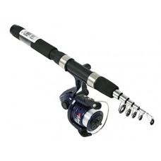 NGT Namazu Mini Travel telescopic rod and reel combo