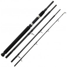 NGT Nautica 4 piece travel rod