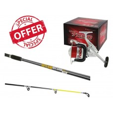 Sea Spinning Rod and Reel Combo - 9ft