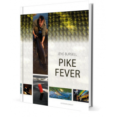 Pike Fever Hardcover Pike Fishing Book by Jens Bursell
