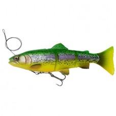 Savage Gear 4D Line Thru 15cm Trout - Fire trout