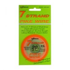 Drennan 7 Strand Pike Wire