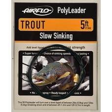 Airflo Polyleader Trout 5ft