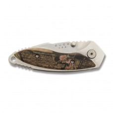 Buck Alpha Dorado Folding Knife 10197