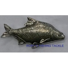 Pewter pin - Bream