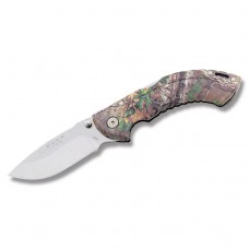 Buck Omni Hunter Camo Folding Knife Cat 7493