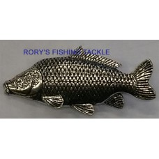 Pewter pin - Common Carp